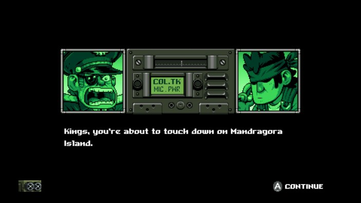 Mercenary Kings Metal Gear Solid Transmission