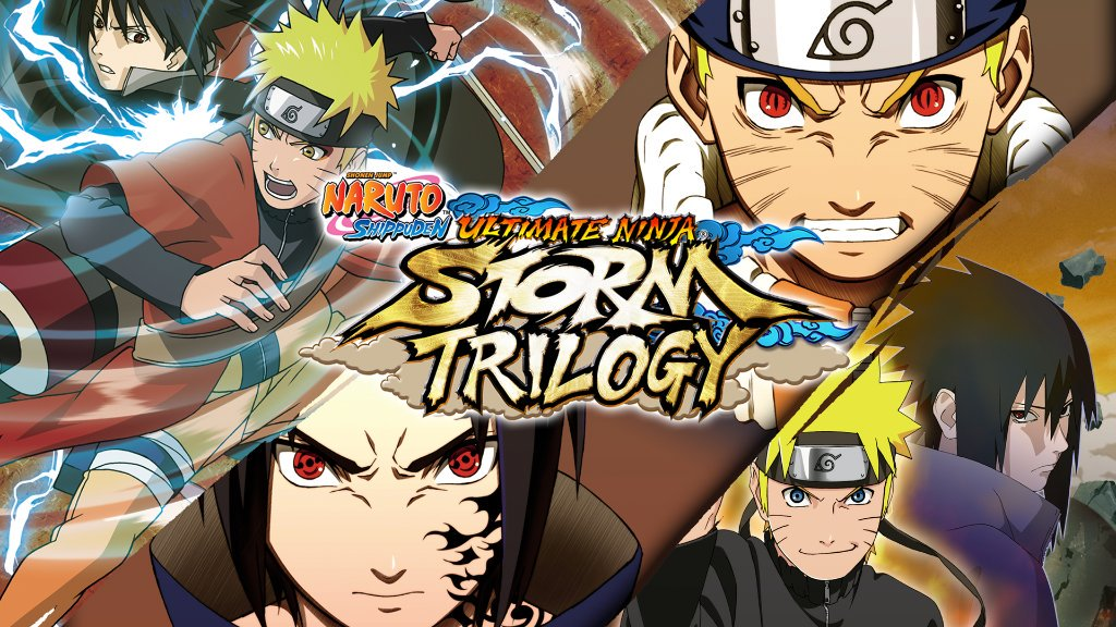 Naruto Trilogy Feature