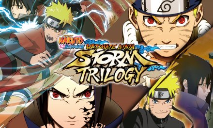 Naruto Ultimate Ninja Storm Trilogy Gets Western Release Date