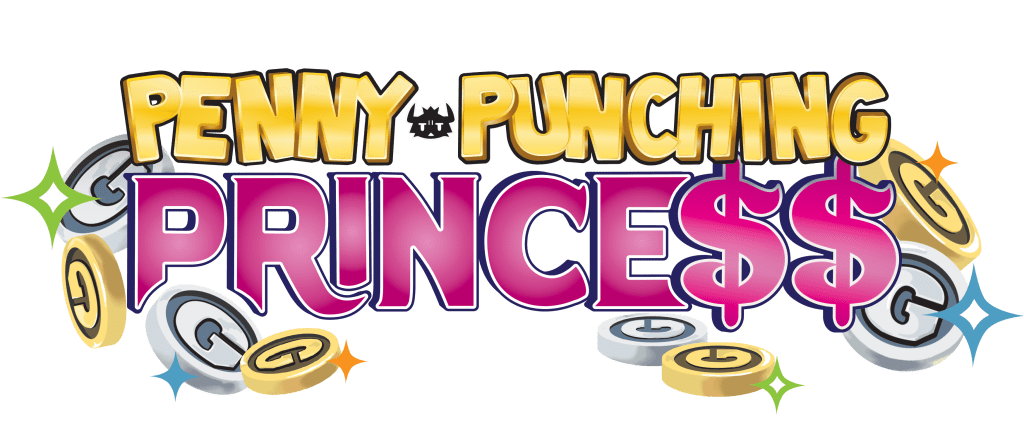 penny punching princess logo