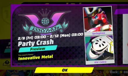 Next Arms Party Crash Features Springtron vs. Kid Cobra
