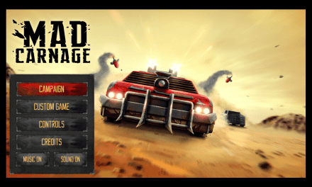 Mad Carnage Nintendo Switch Review
