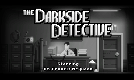 The Darkside Detective Nintendo Switch Review