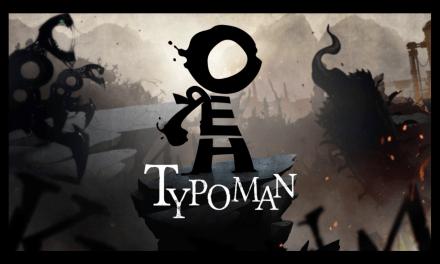 Typoman Nintendo Switch Review