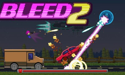 Bleed 2 coming to Switch March 8th