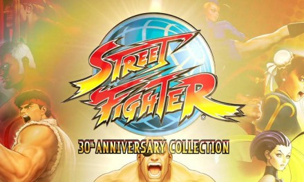 Pre-Order Street Fighter 30th Anniversary Collection today! (EU only)
