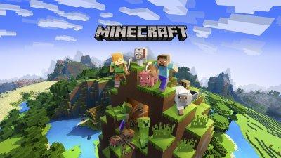 12) Minecraft