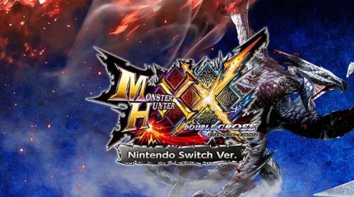 Monster Hunter XX logo