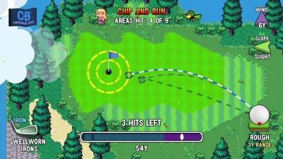 19) Golf Story