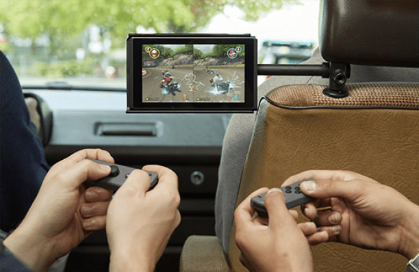 Split Joy-Con Mario Kart 8 Deluxe
