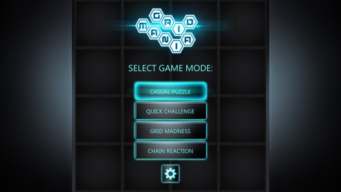 Grid Mania game modes