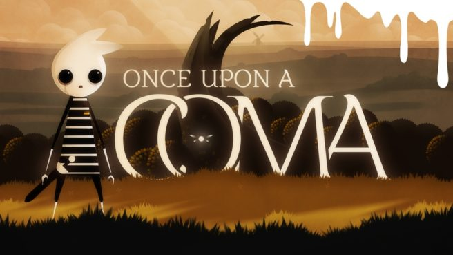 Kickstarter for Once Upon a Coma breaks setted goal in just one day!
