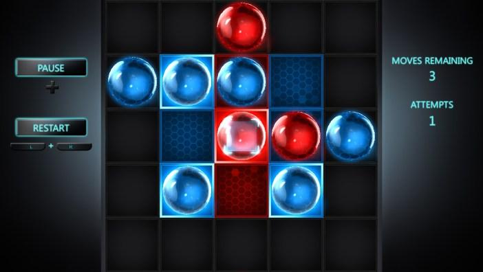 Grid Mania Quick Challenge mode