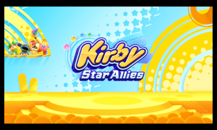 Kirby Star Allies Nintendo Switch Review