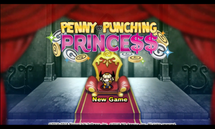 PENNY-PUNCHING PRINCESS UNITED KINGDOM PHYSICAL RELEASE CANCELLED