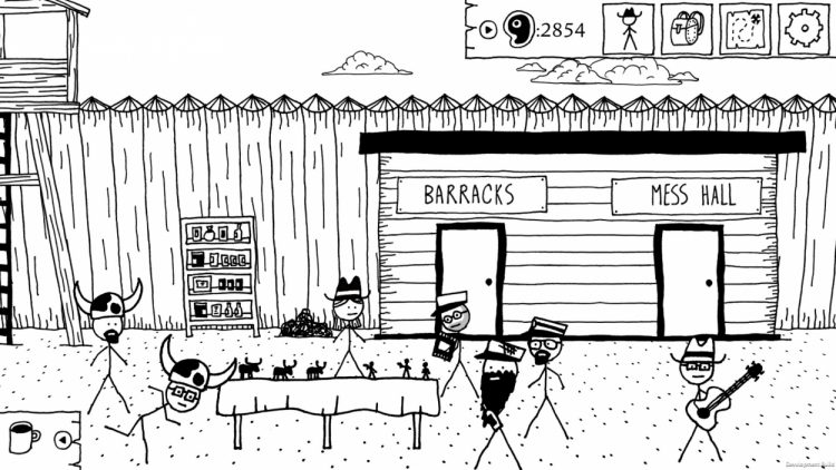 West Of Loathing Image