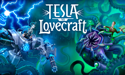 Tesla vs Lovecraft is electrifying its way to the Switch soon!