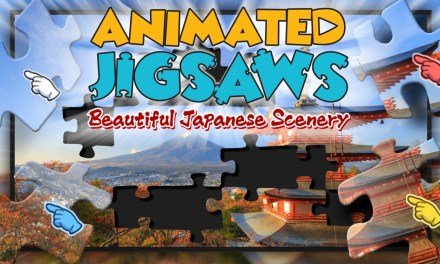Animated Jigsaws: Beautiful Japanese Scenery Nintendo Switch Review