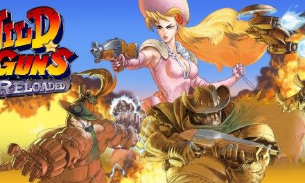 Wild Guns Reloaded Switch Review