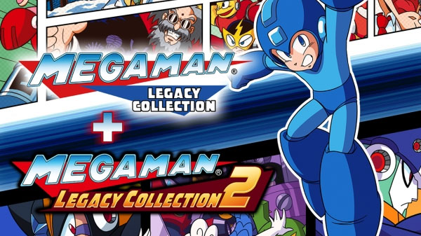 mega man switch collection
