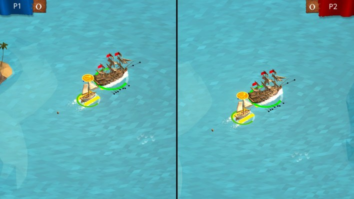 Pirates All Aboard Multiplayer