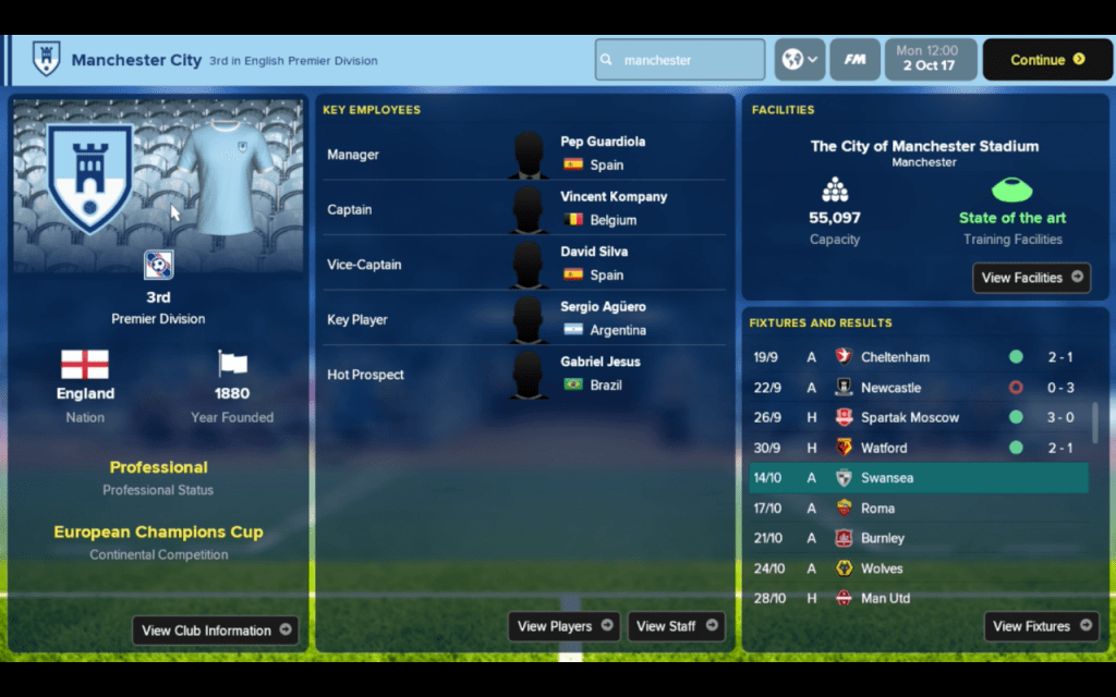 football manager switch