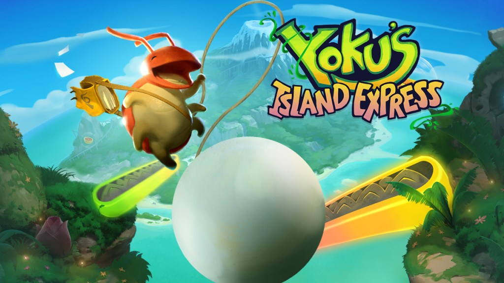 Yoku's island express switch