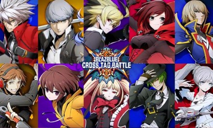 BlazBlue Cross Tag Battle Releases June, 22nd In Europe