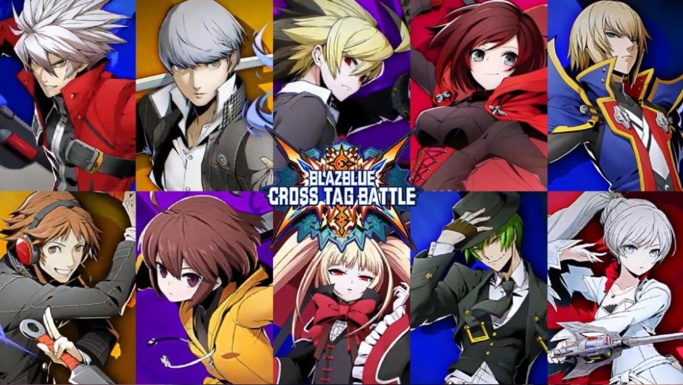BlazBlue: Cross Tag Battle Opening Movie