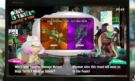 New Splatfest Incoming! TMNT Theme Continues with Mickey vs. Donnie!