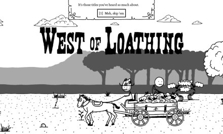 West of Loathing Will Come To Switch On May 31th