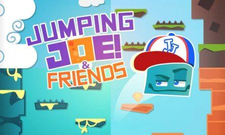Jumping Joe & Friends Nintendo Switch Review
