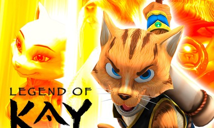 Legend of Kay Anniversary Edition Nintendo Switch Review