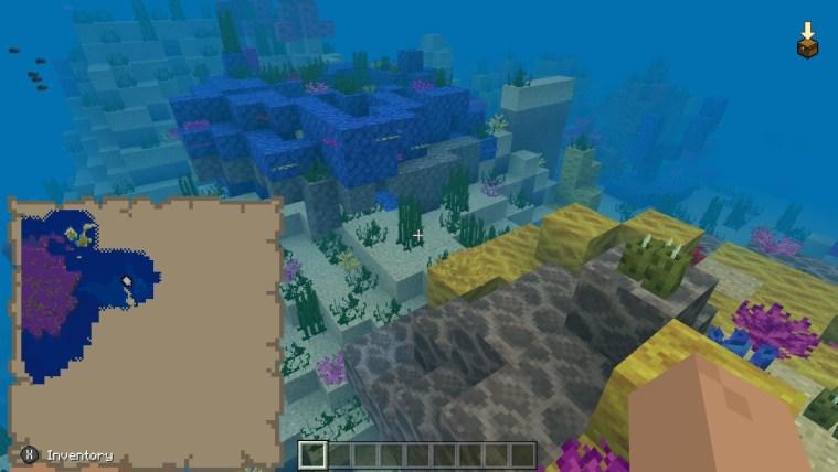 Minecraft Update Aquatic Phase 1