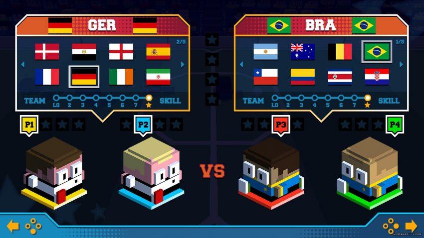 Soccer Slammers Image 1