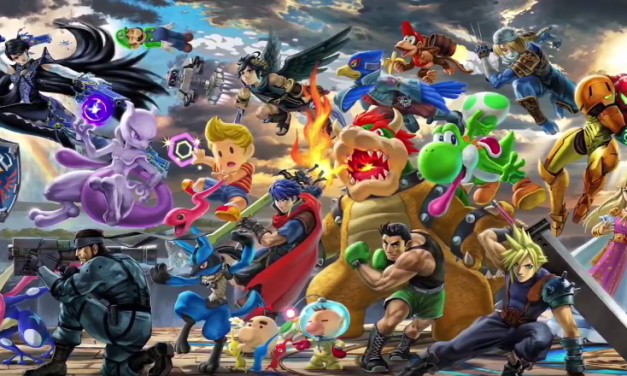 Dissecting Super Smash Brothers Ultimate: Part 1 – Mechanics