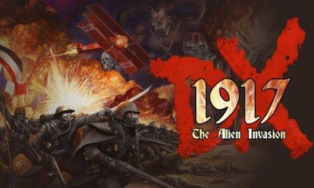 1917 – The Alien Invasion DX Nintendo Switch Review