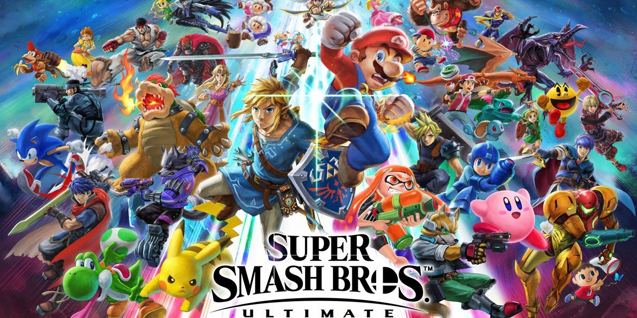 Super Smash Bros. Ultimate has gone Gold!