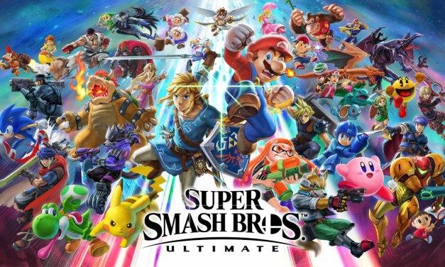 Super Smash Bros. Ultimate has gone Gold!