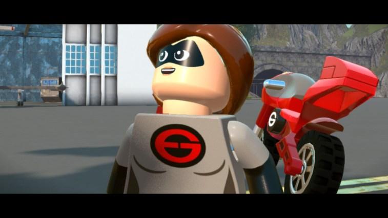 LEGO The Incredibles Elastigirl
