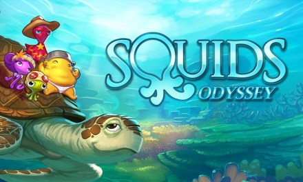 Squids Odyssey Nintendo Switch Review