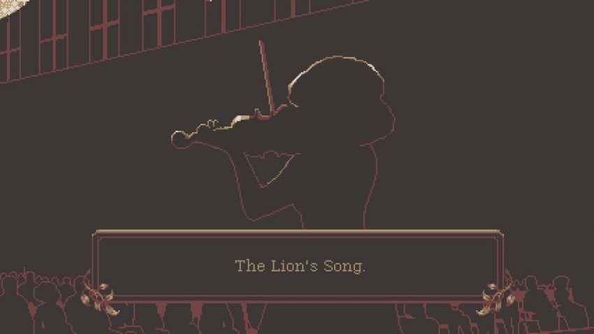 The Lions Song Image 3