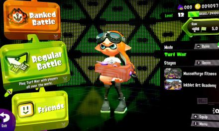 Splatoon 2 Online Still Needs Some Work