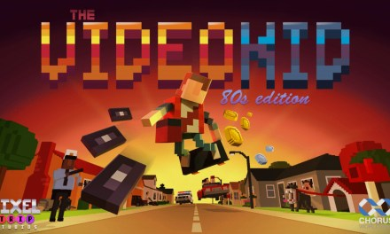 The VideoKid Nintendo Switch Review – An 80's Overdose