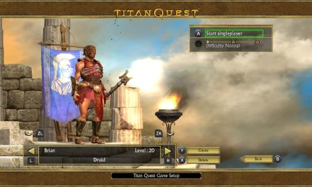 Titan Quest Nintendo Switch Review – Feels Familiar In A Good Way