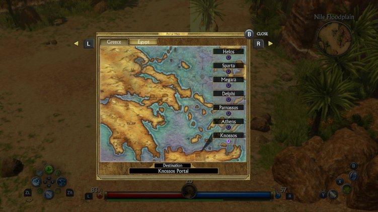 Titan Quest Waypoints