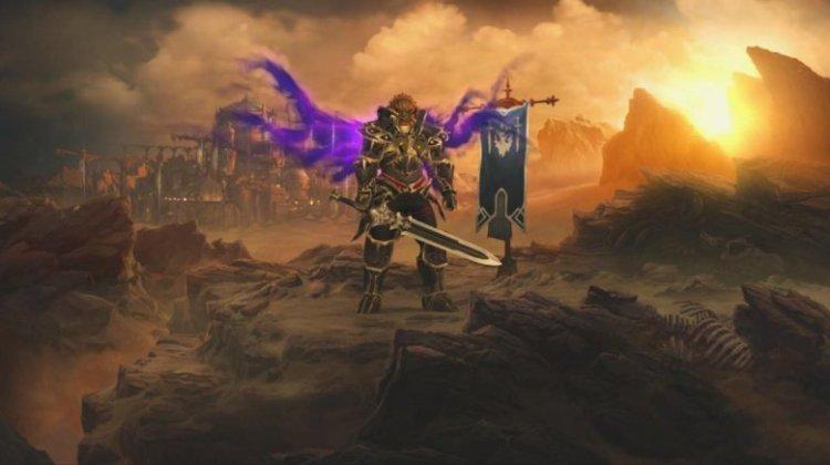 Diablo 3 Ganon