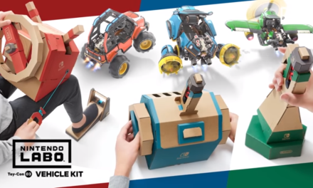 Labo Toy-Con Kit 03 Switch Review