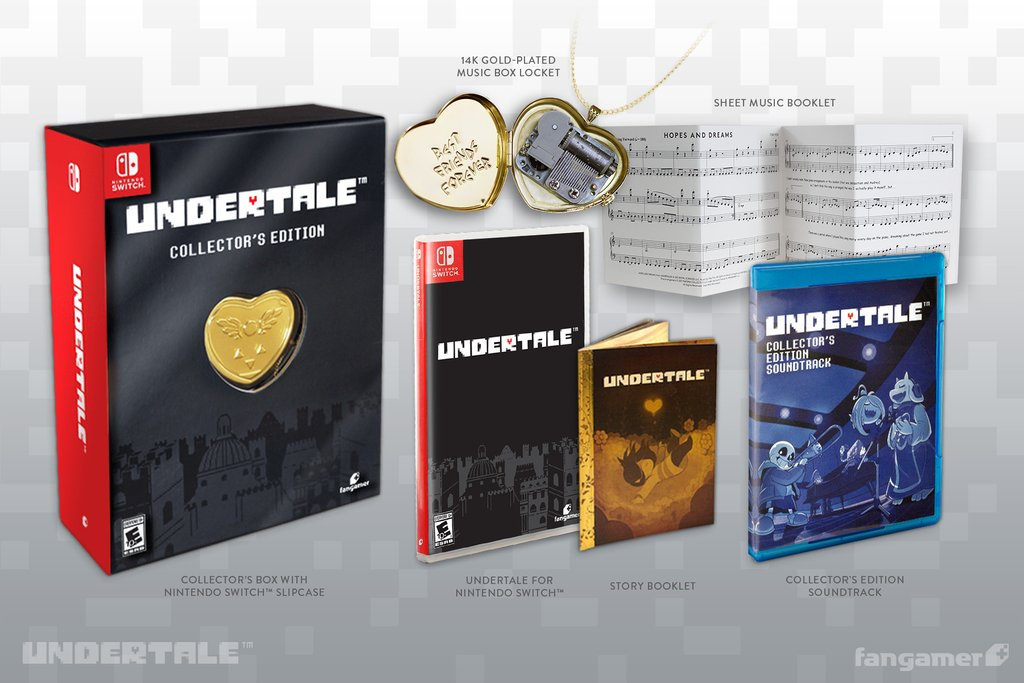 Undertale Collector