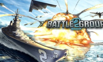 Battle Group 2 Switch Review